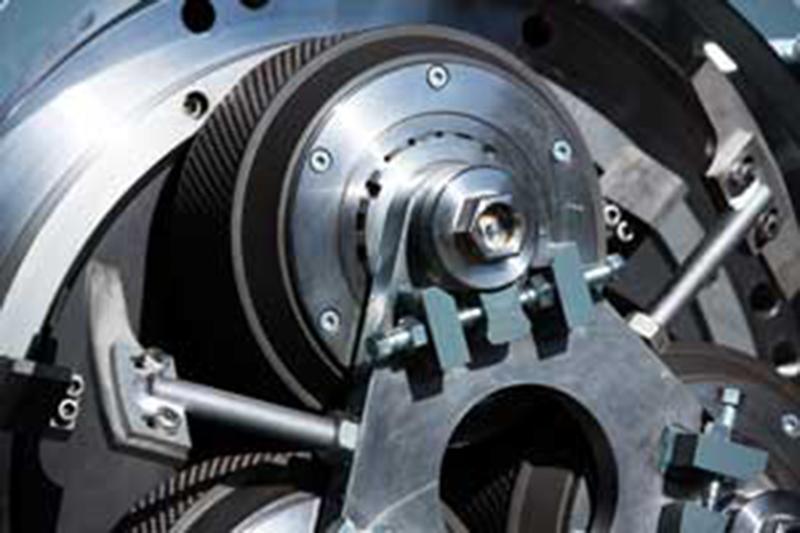 颗粒机压辊总成装配步骤及其螺丝脱落原因分析